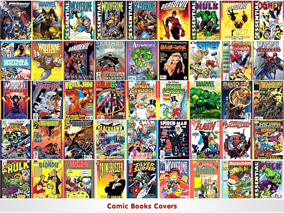 Comic Books Alert | Feds Knock On Comicbook Provider Door
